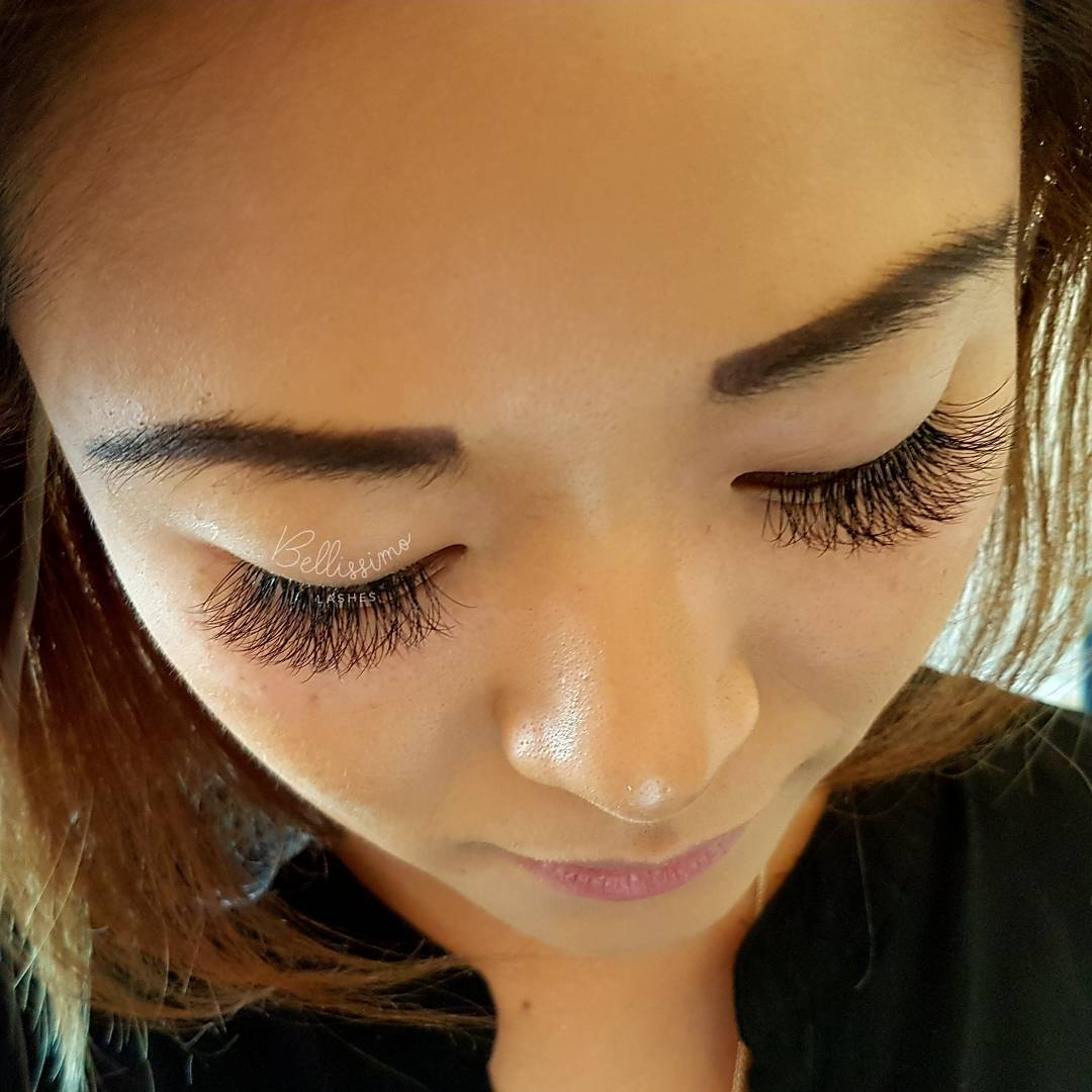 Christine B - eyelash extensions reviews
