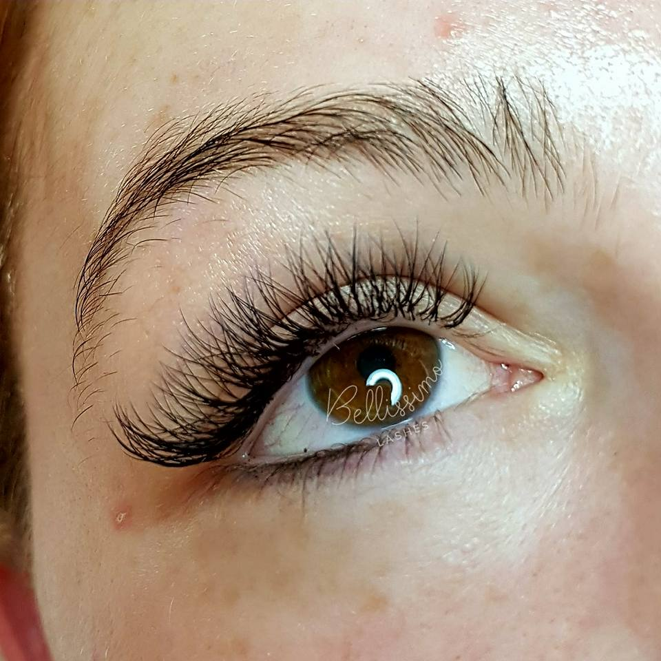 Morgan R - eyelash extensions reviews
