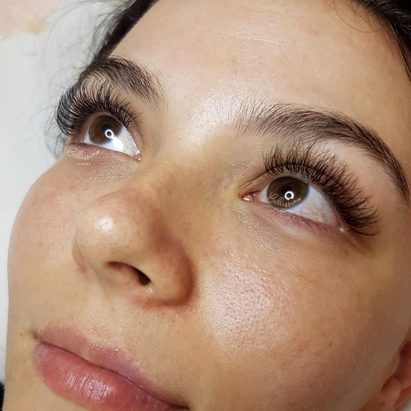 Janelle B - eyelash extensions reviews