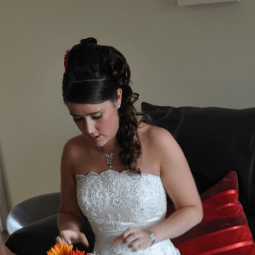 Wedding eyelash extensions Brisbane
